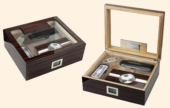 The Kensinging Humidor... 75 Ct.